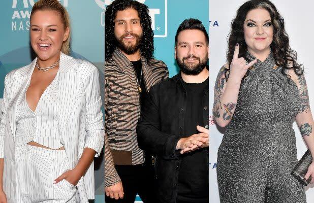 Kelsea Ballerini, Dan + Shay, Ashley McBryde Among Top Nominees for '2020 CMT Music Awards'