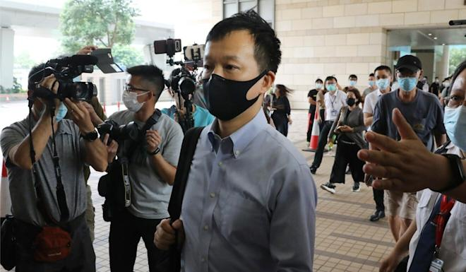 Raymond Chan called for a public consultation on same-sex unions. Photo: K. Y. Cheng