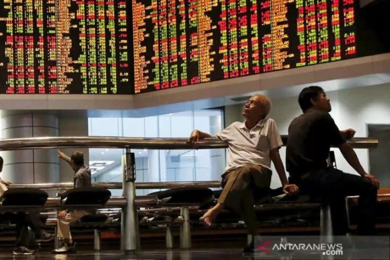 Bursa saham Malaysia berakhir menguat 0,89 persen