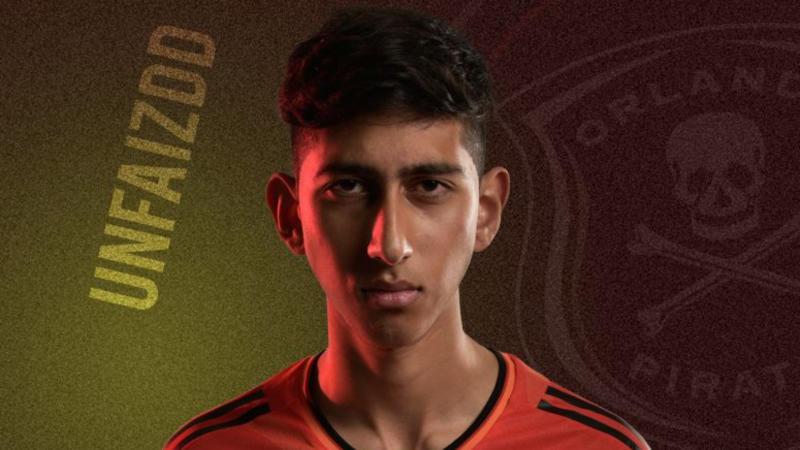 Muhammad Faiz Mahomed, Orlando Pirates eSports