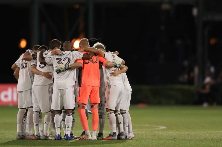 MLS Rapids-LAFC match postponed after staffer virus positive