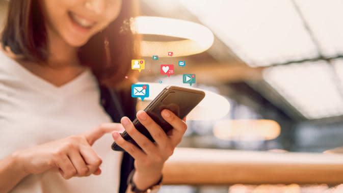 Istilah Gaul di Media Sosial Credit: pexels.com/pixabay