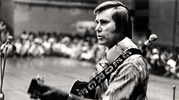 RIP George Jones, singer of the greatest country song about Corvettes
