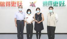 臺南消防人員雙喜臨門 市政會議公開表揚
