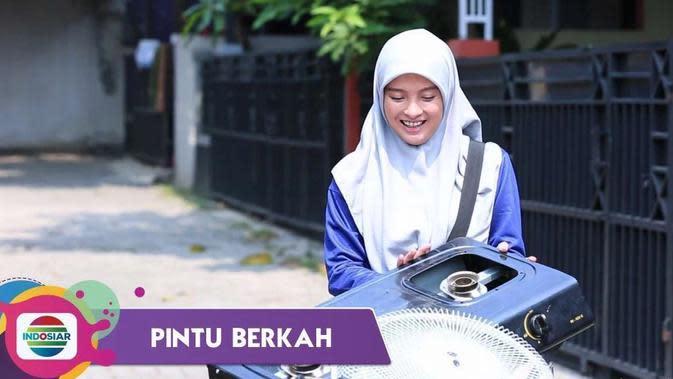 FTV Pintu Berkah Indosiar Berkah dari Sampah Elektronik. (Sumber: Vidio)