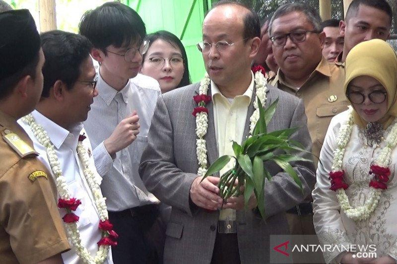 Dubes Cina datang ke Sukabumi, janjikan investasi di sektor pertanian