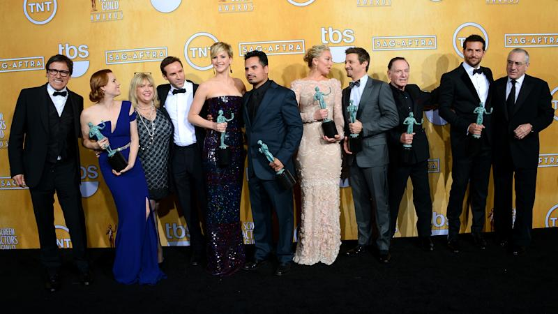 Is the 'American Hustle' SAG Awards Win a Turning Point?