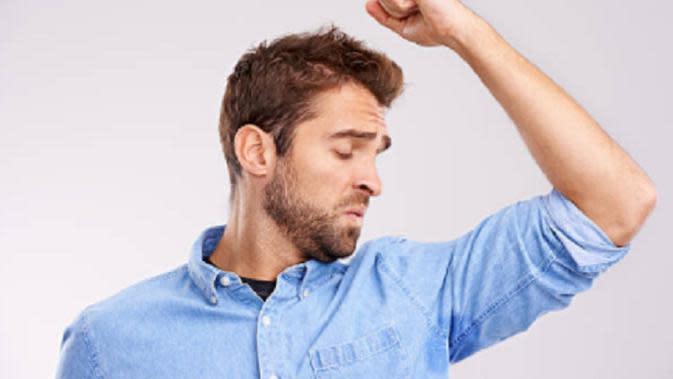 Ilustrasi bau badan (iStock)