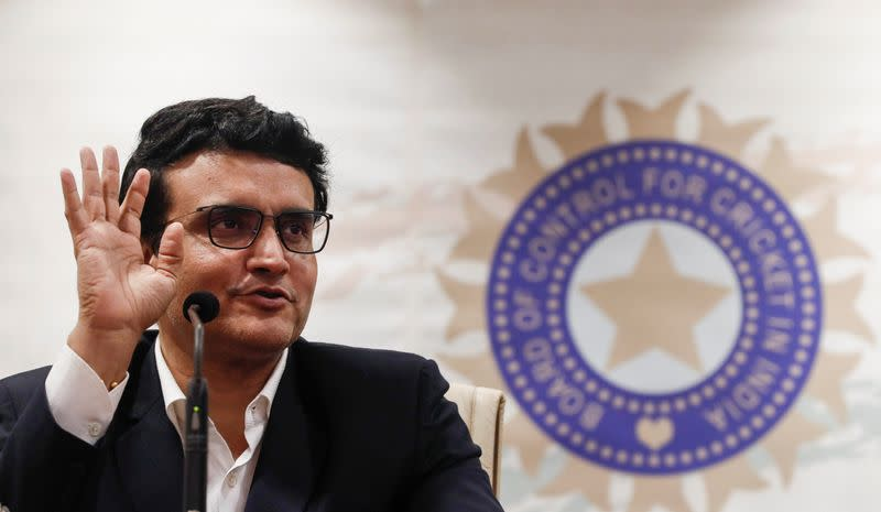 India to play day-night test in Australia, says Ganguly