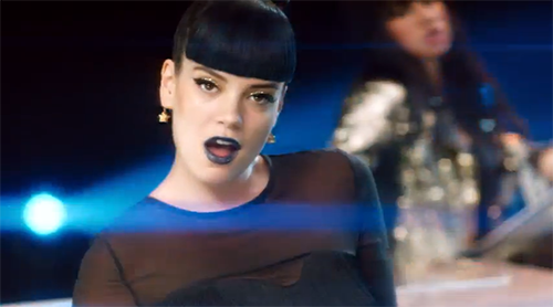 "Lily Allen's ""Hard Out Here"" is the Song the World Needs Right Now"