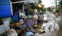 強颱天鵝重創菲律賓 釀16死3失蹤