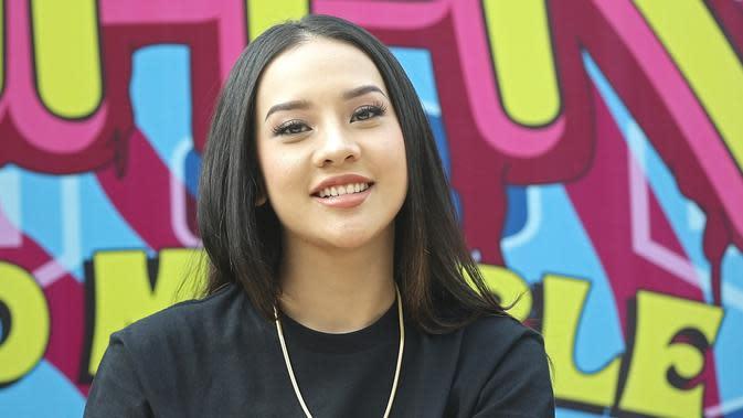 Anya Geraldine (Bambang E Ros/Fimela.com)
