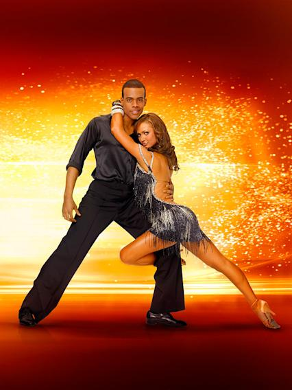 Singer and actor Mario teams up with professional dancer Karina Smirnoff for Season 6 of Dancing with the Stars.