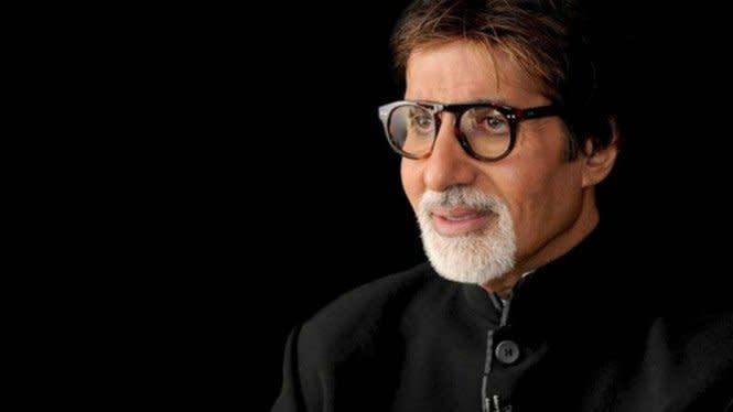 Positif Virus Corona, Amitabh Bachchan Ungkap Pesan Mengharukan
