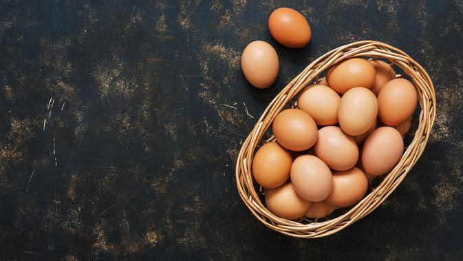 Gunakan Telur Secukupnya / Sumber: iStockphoto