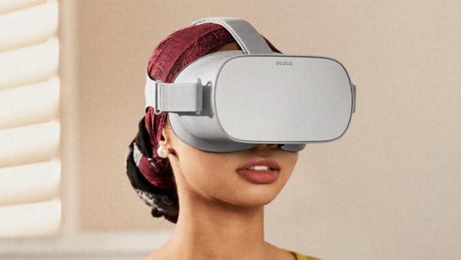 Oculus Go kini sudah resmi dilepas ke pasaran (sumber: oculus.com)
