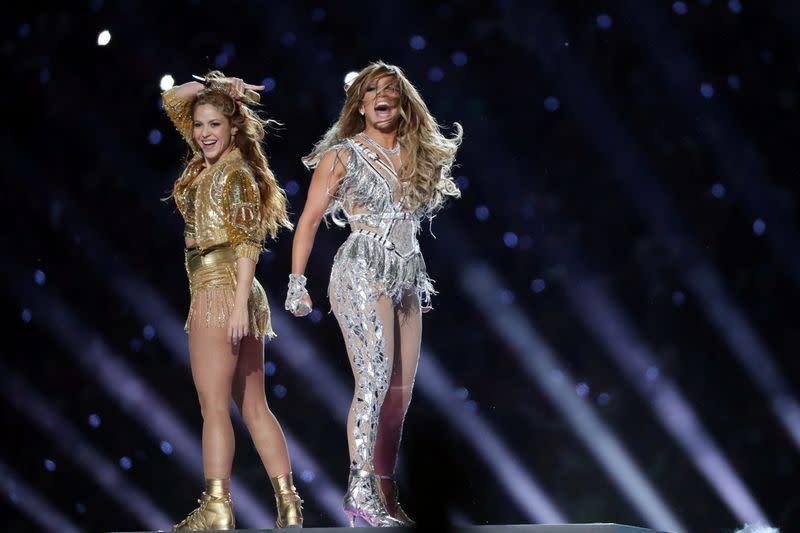J-Lo dan Shakira simbol kekuatan perempuan di Super Bowl