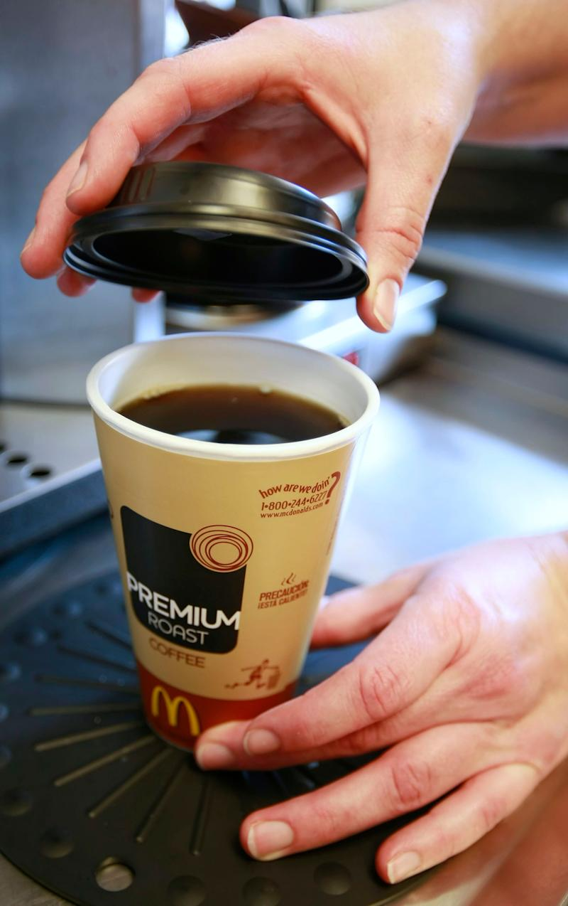 McDonald's mistakenly serves paramedic hot chocolate, nearly killing him due to his severe lactose allergy.