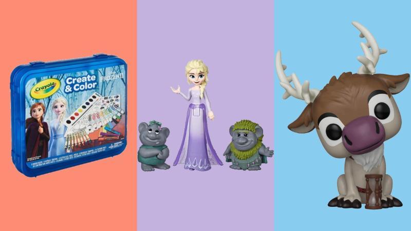 Frozen 2 toys. (Photo: Amazon)