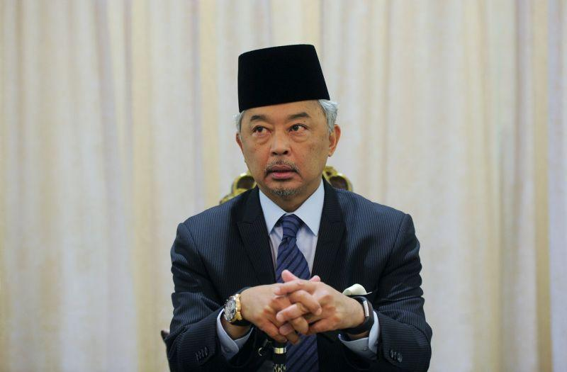 Once he ascends the Pahang throne, Tengku Abdullah Sultan Ahmad Shah (pic) will be in the running to be the 16th Yang di-Pertuan Agong. ― Bernama pic