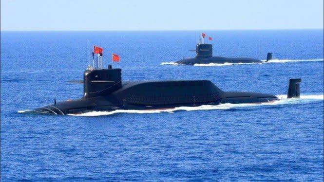 Gara-gara Didemo, Thailand Batal Beli Kapal Selam dari China