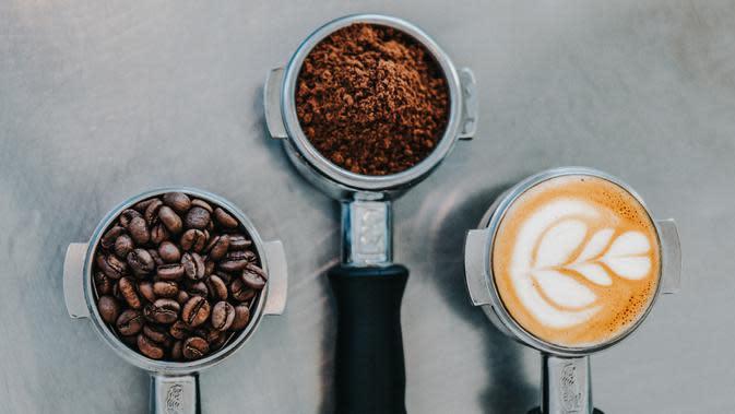 ilustrasi kafein/Photo by Nathan Dumlao on Unsplash