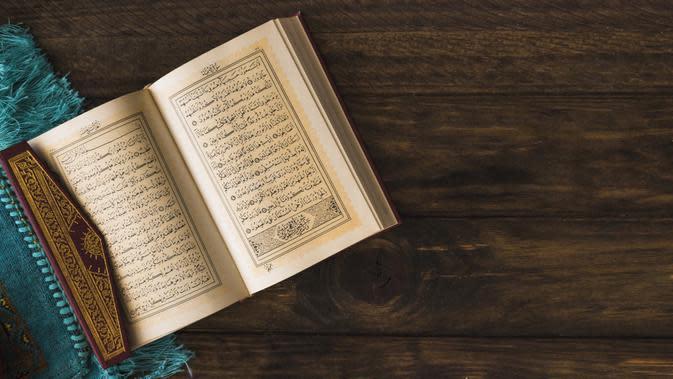 Ilustrasi Al Qur'an Credit: freepik.com