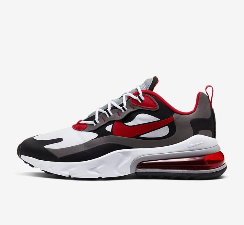 Nike Air Max 270 React Men's Shoes. Image via Nike.