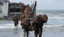 美海軍陸戰隊大選前進駐台灣 未來4周與台灣部隊聯合操練