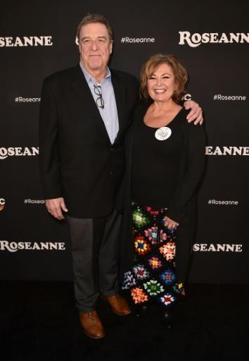 """""""Roseanne"""" was one of the few recent depictions of working-class life on US television but its star Roseanne Barr was dropped by ABC last month after tweeting a racial slur"""