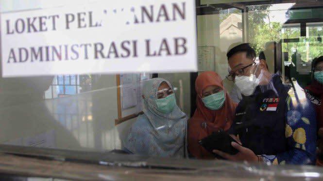 Tandatangani Pergub, Ridwan Kamil Tak Ingin Rumah Sakit Jabar Kolaps