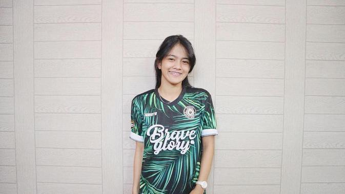 Pemain Persib Bandung putri, Siti Latipah Nurul. (Instagram/Latipah Nurul Inayah)