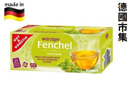 德國G&G  茴香草本茶 (25包裝)