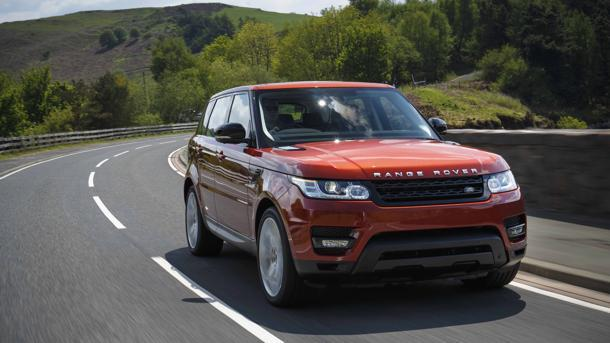 2014 Range Rover Sport, attempting compromise without compromising: Motoramic Drives