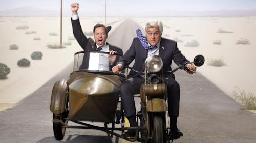 NBC's Leno, Fallon Off to Best Ratings Starts in Five Years