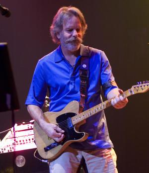 "Watch, Tweet, Register! Interact with Bob Weir and The National's Live ""Bridge Session"" Stream"
