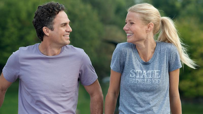 Mark Ruffalo, Gwyneth Paltrow Addicted to 'Thanks For Sharing' (VIDEO)