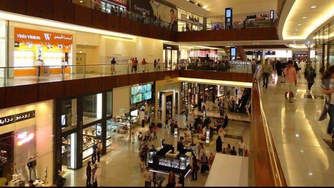 Dilabeli Mall Terbesar di Dunia, Yuk Intip 6 Fakta Unik Dubai Mall