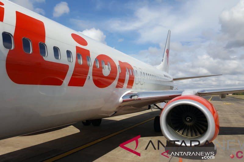 Lion Air hentikan sementara seluruh penerbangan umrah