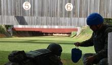 關指部射擊專精訓練 確維戰力