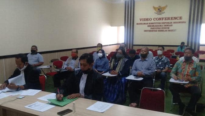 Sidang Perdana Gugatan DBH Migas Blok Cepu Digelar Tanpa Dukungan Pemkab Blora