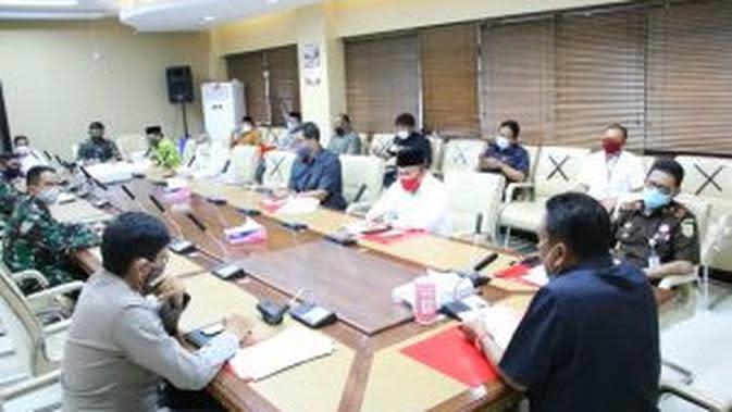 Kesepakatan Forum Pimpinan Umat Islam Sulut Perihal Perayaan Idul Fitri