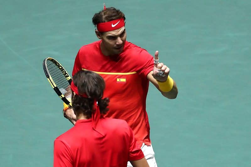 Davis Cup Finals - Semi-Final