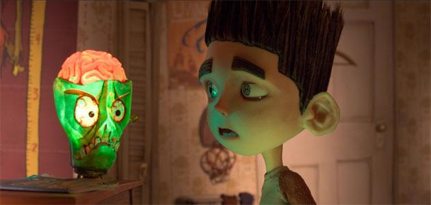 A Mom's-Eye View of 'ParaNorman'