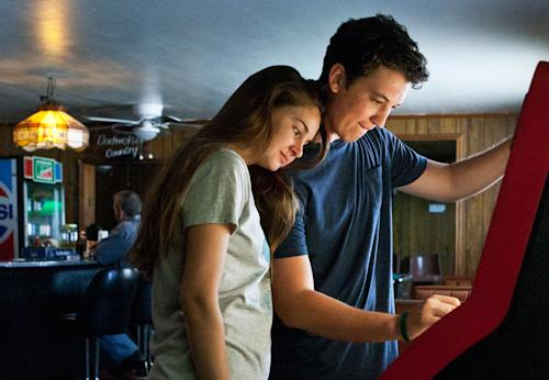 Miles Teller and Shailene Woodley Light Up Screen in 'Spectacular' Trailer (VIDEO)