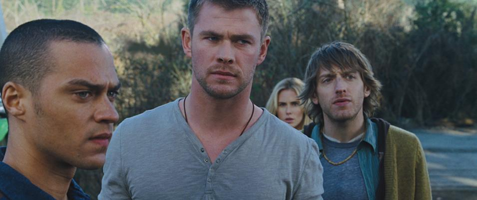 Cabin in the woods 2012 Lionsgate Chris Hemsworth