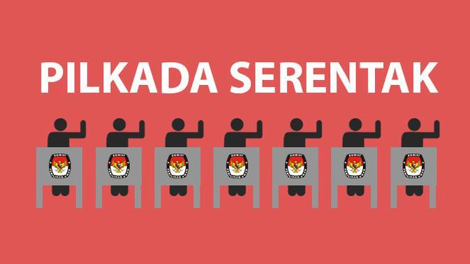 Pilkada Bandung, KPU Dorong 3 Paslon Kampanye Secara Daring
