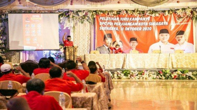 Aliansi Kebangsaan Surabaya: Eri-Armuji Bisa Lanjutkan Program Risma