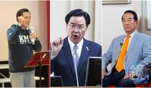 中國「振華數據」監控全球240萬人 驚見馬英九、宋楚瑜等2900台人