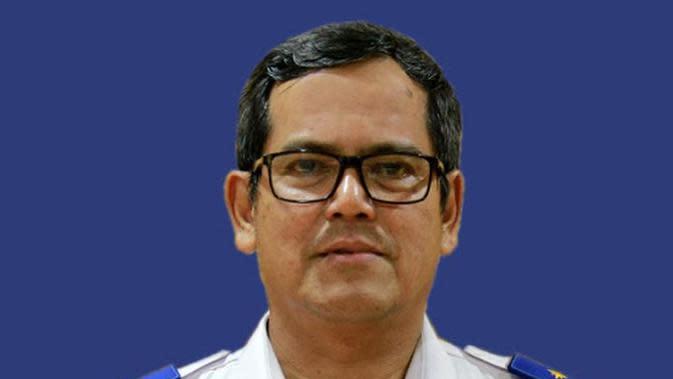 Direktur Jenderal (Dirjen) Perkeretaapian Kementerian Perhubungan (Kemenhub) Zulfikri.